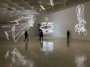 Cerith Wyn Evans in Mexico City