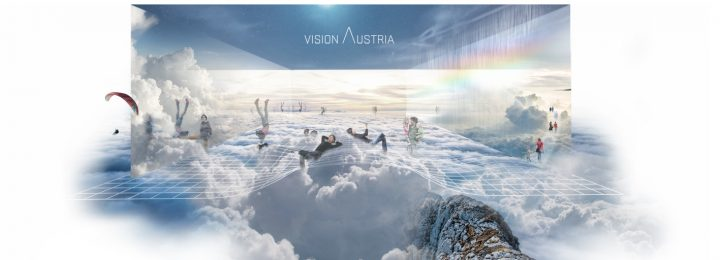 'VISION AUSTRIA' wins 3rd prize for the Austrian pavilion 2020 in Dubai
